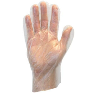 Disposable Examination Gloves Plastic